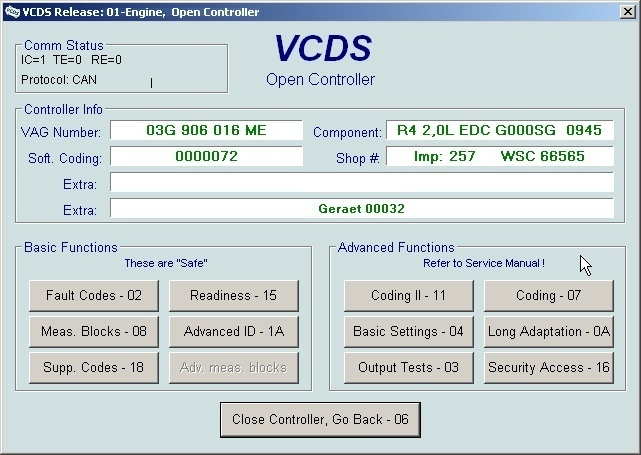 VCDS Diagnostic Tool MicroCAN [VCDS-MICROCAN]